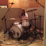 Joe on the Drums at Sharkbite