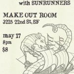 Make-Out Room w/ Sunrunners