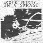 Rock Music In A Garage