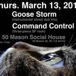 50 Mason Social House w/ Goose Storm